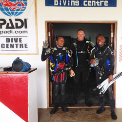 Dive Courses at Big Blu Dive Centre - Tanzania