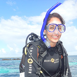 Fun Diving at Big Blu Dive Centre - Tanzania